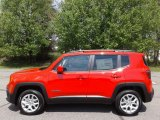 2018 Colorado Red Jeep Renegade Latitude 4x4 #126382025