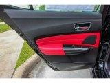 2018 Acura TLX V6 SH-AWD A-Spec Sedan Door Panel