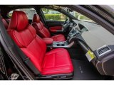 2018 Acura TLX V6 SH-AWD A-Spec Sedan Front Seat