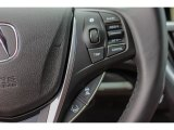 2018 Acura TLX V6 SH-AWD A-Spec Sedan Controls