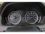 2018 Acura TLX V6 SH-AWD A-Spec Sedan Gauges