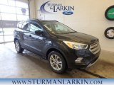 2018 Shadow Black Ford Escape SE 4WD #126382147