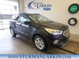2018 Shadow Black Ford Escape SEL 4WD #126382142
