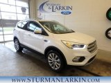 2018 White Platinum Ford Escape Titanium 4WD #126382140