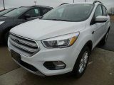 2018 Oxford White Ford Escape SE #126407596
