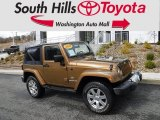 2011 Bronze Star Jeep Wrangler Sahara 70th Anniversary 4x4 #126407422