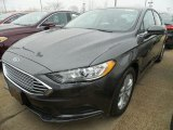 2018 Magnetic Ford Fusion SE #126435287