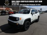 2018 Alpine White Jeep Renegade Latitude 4x4 #126435222