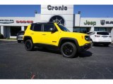 2018 Solar Yellow Jeep Renegade Trailhawk 4x4 #126435158