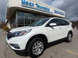 2015 White Diamond Pearl Honda CR-V EX #126435131