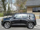 2018 Black Jeep Renegade Sport 4x4 #126463787