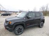 2017 Black Jeep Renegade Trailhawk 4x4 #126464015