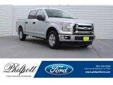 2017 Ingot Silver Ford F150 XLT SuperCrew #126491381