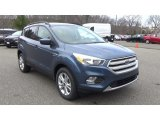 2018 Blue Metallic Ford Escape SE 4WD #126491461