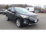 2018 Shadow Black Ford Escape SE 4WD #126491460