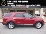 2014 Ruby Red Ford Explorer XLT 4WD #126517590