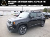 2018 Black Jeep Renegade Sport 4x4 #126517585