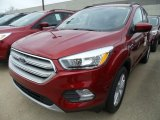 2018 Ruby Red Ford Escape SE 4WD #126517725