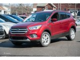 2018 Ruby Red Ford Escape SEL 4WD #126530708