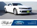 2014 Summit White Chevrolet Camaro LT Coupe #126530748