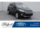 2018 Shadow Black Ford Escape SEL 4WD #126530742