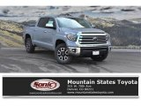 2018 Cement Toyota Tundra Limited CrewMax 4x4 #126549566