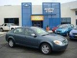 2007 Blue Granite Metallic Chevrolet Cobalt LT Sedan #12643671