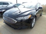 2018 Shadow Black Ford Fusion SE #126549819