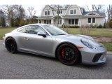 2018 Porsche 911 GT3 Data, Info and Specs