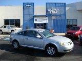 2007 Ultra Silver Metallic Chevrolet Cobalt LT Coupe #12643665