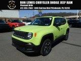2018 Hypergreen Jeep Renegade Sport 4x4 #126579987