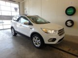 2018 Oxford White Ford Escape SEL 4WD #126579821