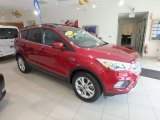 2018 Ruby Red Ford Escape SEL 4WD #126579819