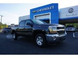 2018 Graphite Metallic Chevrolet Silverado 1500 LT Crew Cab #126579958