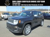 2018 Black Jeep Renegade Limited 4x4 #126579989