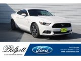 2017 White Platinum Ford Mustang GT Coupe #126607533