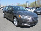 2018 Magnetic Ford Fusion SE #126607469