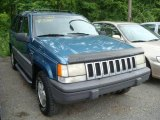 1994 Jeep Grand Cherokee Jewel Blue Metallic