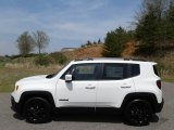 2018 Alpine White Jeep Renegade Latitude #126607311