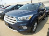 2018 Blue Metallic Ford Escape SEL #126607606