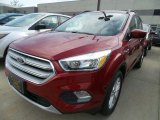 2018 Ruby Red Ford Escape SE 4WD #126607605