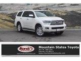 2018 Toyota Sequoia Platinum 4x4