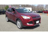 2015 Sunset Metallic Ford Escape Titanium 4WD #126631781