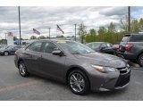 2015 Predawn Gray Mica Toyota Camry SE #126648567
