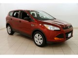 2015 Sunset Metallic Ford Escape S #126648686