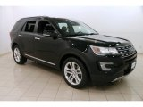 2016 Shadow Black Ford Explorer Limited 4WD #126648683