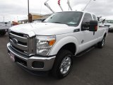 2015 Oxford White Ford F250 Super Duty XLT Super Cab 4x4 #126648655