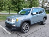 2018 Jeep Renegade Limited 4x4 Data, Info and Specs