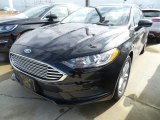 2018 Shadow Black Ford Fusion SE #126663689