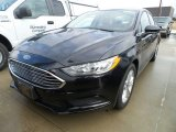 2018 Shadow Black Ford Fusion SE #126663688